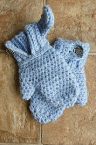 Darla's Easy-On Mittens Patterns