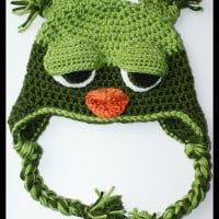 The Original Not ANOTHER Owl Hat!