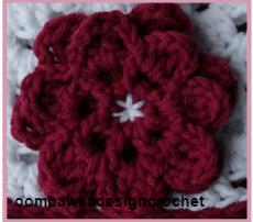 flower simply springtime hat