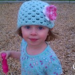Simply Springtime Flower Hat @OombawkaDesign