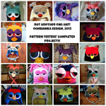 Not ANOTHER Owl Hat Pattern is now available