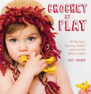 Crochet at Play Book. Oombawka Design Crochet.