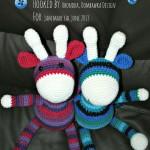 "My Crochet ""Bucket List"" Giraffy"