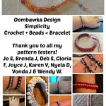 Simplicity – Crochet + Beads = Bracelet