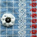 """My Crochet """"Bucket List"""" – Little Flower Brooch"""