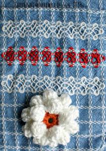 "My Crochet ""Bucket List"" – Dahlia Flower"