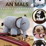 Crochet Book Review – Leisure Arts Publication – Cute Little Animals by Amy Gaines