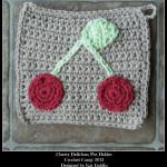 A Crochet Bucket List Project – Cherry Delicious Pot Holder