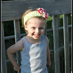 Crochet Rose and Baby Head Band Patterns – CBL Project