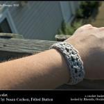 A Crochet Bucket List Project – Trek Bracelet