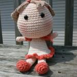 "My Crochet ""Bucket List"" – Amigurumi BB Doll"