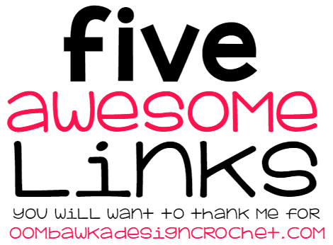 Five Awesome Links