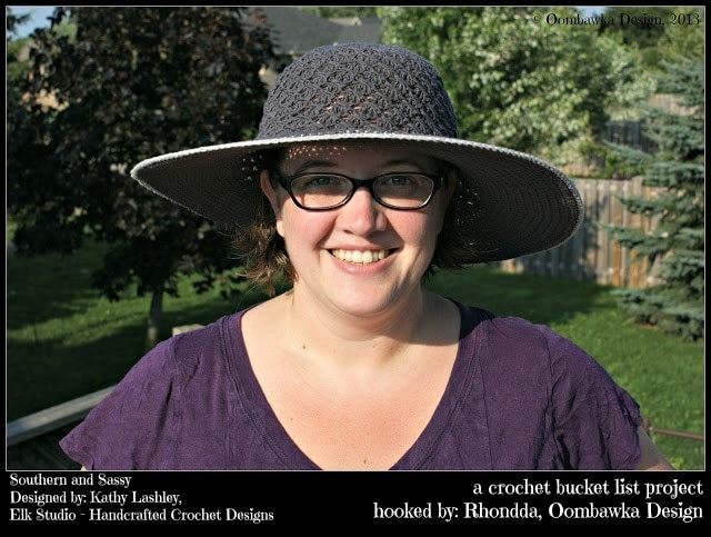 Southern and Sassy Hat - CBL Project