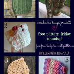 Free Pattern Friday Roundup! (3) Baby Bonnets