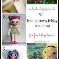 Free Pattern Friday Round-up!