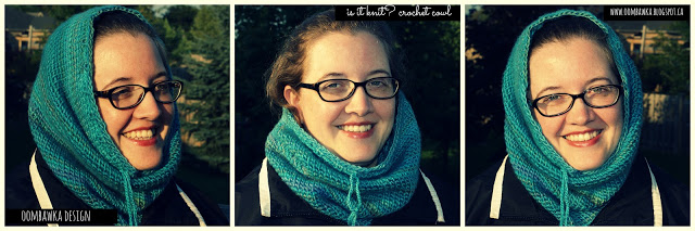 new crochet hat patterns and a cowl pattern - oombawkadesigncrochet.com