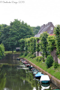 Canals. Netherlands.