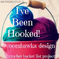 A Crochet Bucket List Project – Baby Slippers