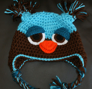 Crocheted-Owl-Beanie-With-Earflaps