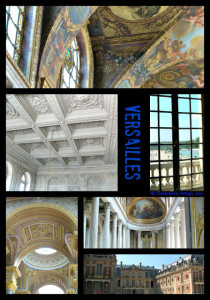 Versailles France. Photos. Oombawka Design.