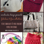 5 Fabulous & Free Crochet Purse Patterns