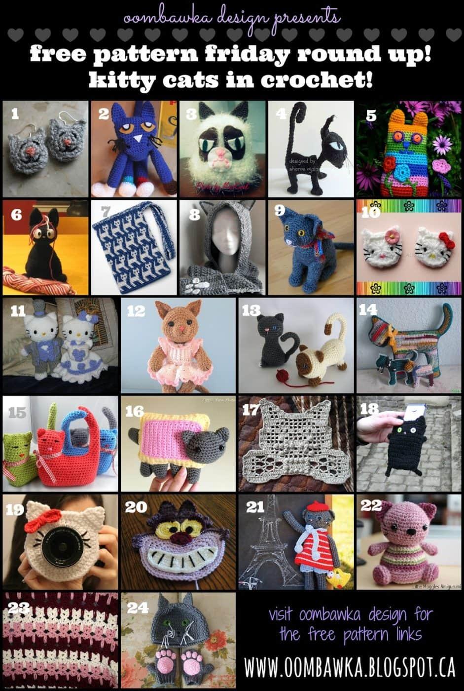 Alice in Wonderland Amigurumi Crochet Pattern Set, Alice, White ... | 1400x941