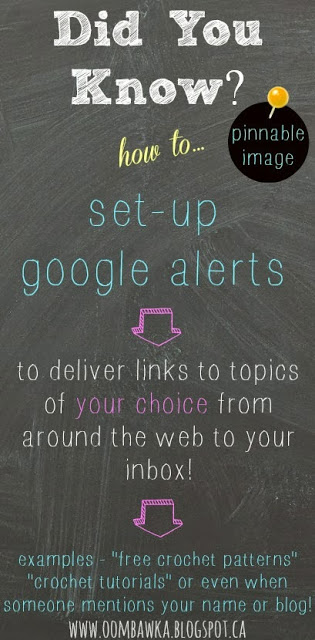 How to set up Google alerts for your blog