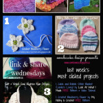 Link & Share Wednesdays! so…what's on your hook? (Week 7)