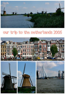 Our Trip to The Netherlands 2005. Oombawka Design.