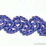 Lacy Crochet Cuff Bracelet Free Pattern @OombawkaDesign