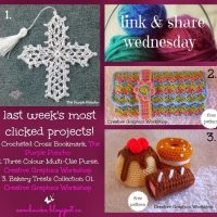 Week 12: Link & Share Wednesday Party is LIVE! so…what's on your hook?