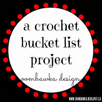 Darla's Winter Slippers – Little Oma Slippers – Mamachee – Crochet Bucket List Project