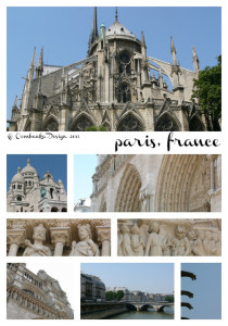 France. Photos. Oombawka Design.