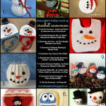 Crochet Snowman - Free Crochet Patterns