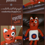 Jam Made Crochet Granny Cat Pattern – A Crochet Bucket List Project