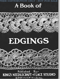 A Book of Edgings, 1912
