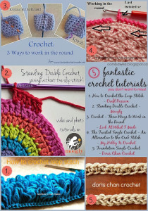 5 Fantastic Crochet Tutorials You Will Want to Save For Later. Oombawka Design Crochet.