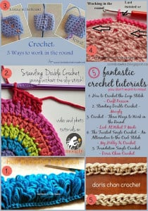 Five Handy Dandy Crochet Tutorials You May Just Want to Save for Later!