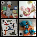 Free Pattern Friday – 15 Free (and not so angry) Crochet Bird Patterns