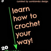 Just the Basics – Learn How To Crochet with these Fabulous Tutorials