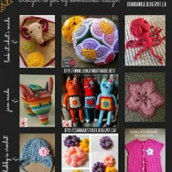 3 Great Crochet Blogs. Visit these for Crochet Patterns and Tutorials. Oombawka Design Crochet.