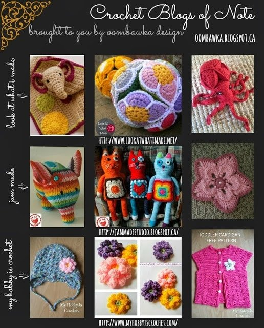 Crochet Blogs of Note