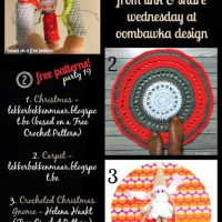 Party 20!! Link & Share Wednesday at Oombawka Design.