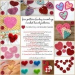 Crochet Hearts Round Up! Let's Crochet some LOVE!