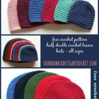 Crochet Hat Pattern – Free Crochet Pattern
