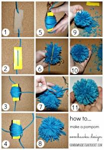 How To…Make a Pompom