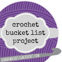 Crochet Bucket List Project