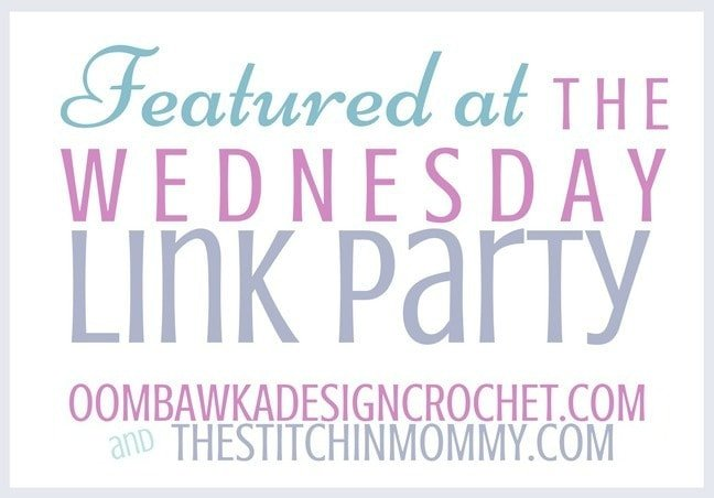 Featured at the Wednesday Link Party 2017