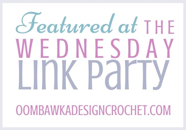 Featured at the Wednesday Link Party
