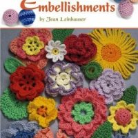 Crochet Embellishments by Jean Leinhauser – eBook Review… and Giveaway!